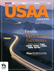 Fall 2010 USAA Magazine