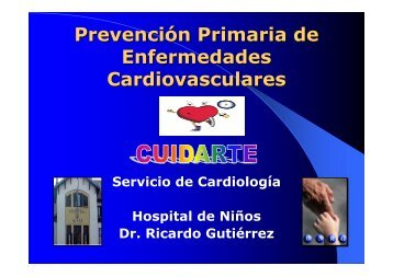 Prevención Primaria de Enfermedades Cardiovasculares