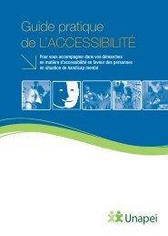 Guide pratique de L'ACCESSIBILITÉ - Psitec