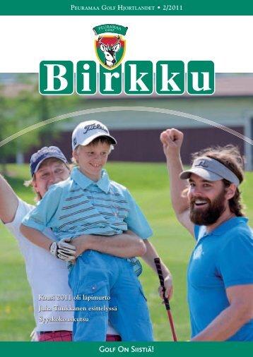 Golf On Siistiä!