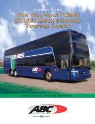 The Van Hool TD925 Double Deck Intercity ... - ABC Companies