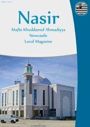 Majlis Khuddamul Ahmadiyya Newcastle Local Magazine