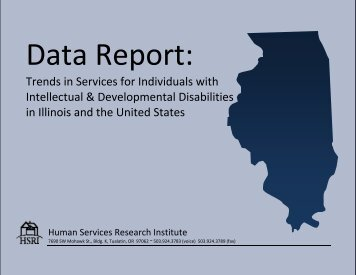 Report Date: New Trends in Services (pdf) - Illinois Department of ...