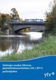 (HLJ 2011) puiteohjelma - HSL