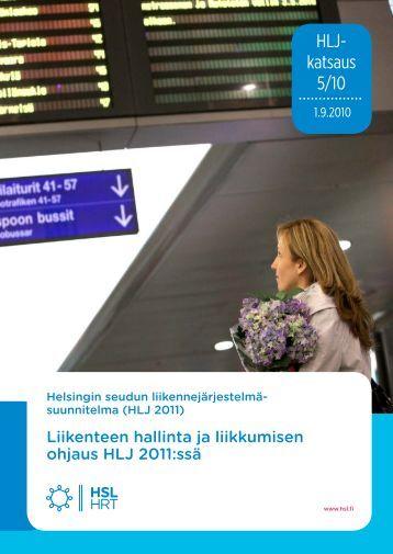 HLJ- katsaus 5/10 - HSL