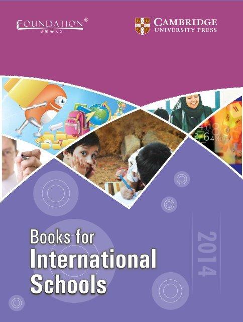 International School Books - Cambridge University Press India