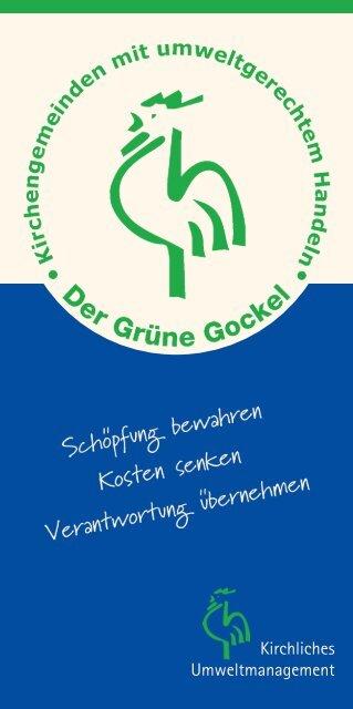 Was ist der Grüne Gockel? - Evangelische Landeskirche in Baden