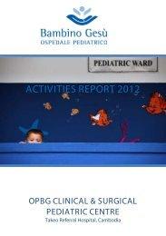 Activities Report - News