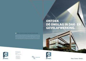 EN GEVELAFWERKING. - MCB Nederland B.V.