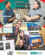 Laitram Zehnder - New Orleans City Business