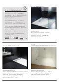 Broschuere Duschwannen - Meinbad24 - Seite 2