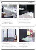 Broschuere Duschwannen - Meinbad24 - Seite 3