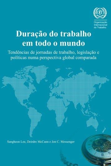 Jornada do Trabalho corr.indd - Organização Internacional do ...