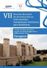 VII Reunión de Actualización en EAS para Residentes - Sociedad ...