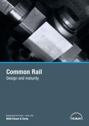 Common Rail - MAN Diesel & Turbo