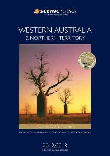 WESTERN AUSTRALIA - Scenic Tours