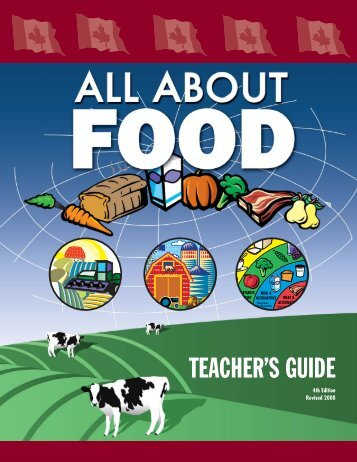 All About Food Teacher's Guide