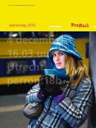 Jaarverslag 2010 - ProRail