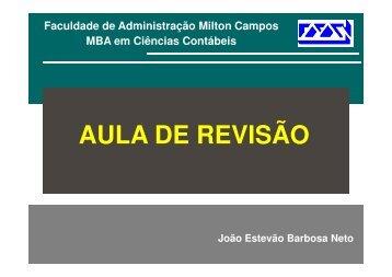 Propriedade para investimentos - SAP - Milton Campos