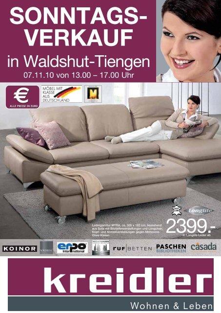 Preise In Euro Möbel Kreidler