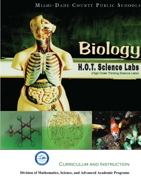 Biology - HOT Science Lab