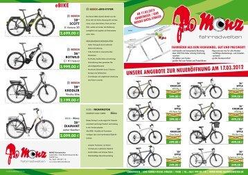 Fahrräder Aus Dem Fachhandel. Gut Und Preiswert!