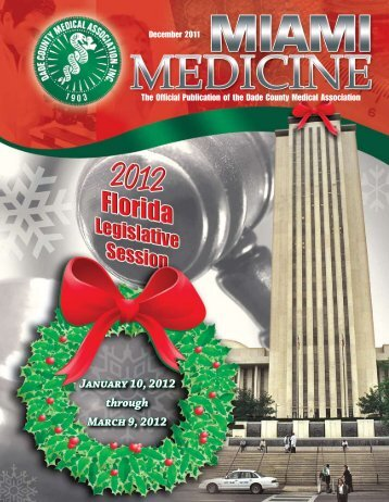 January 10, 2012 through March 9, 2012 - Dade County Medical ...