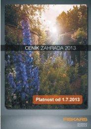 Ceník FISKARS zahrada 2013 - motor jikov group