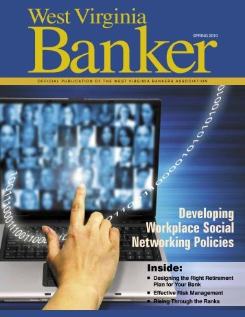 official publication of the west virginia bankers association - Media ...