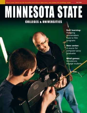 Minnesota State Colleges and Universities Magazine Fall 2006