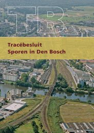 Tracébesluit Sporen in Den Bosch - ProRail