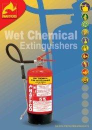 Naffco Wet Chem A3
