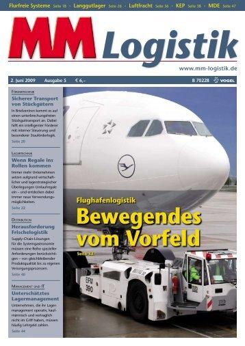 Bewegendes vom Vorfeld - MM Logistik - Vogel Business Media ...