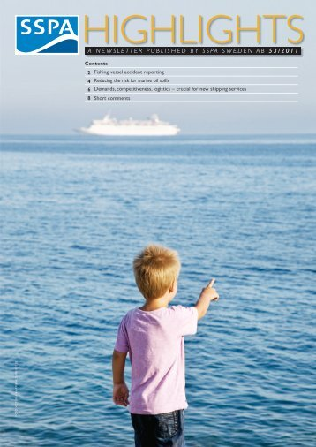 Download the issue - SSPA