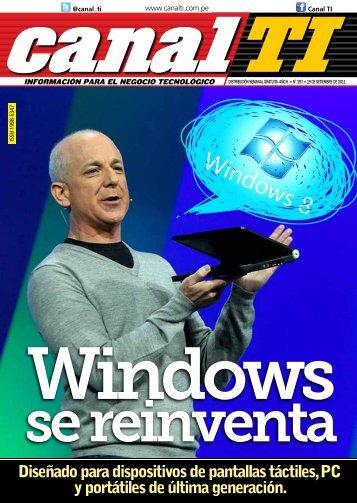 Windows - Canal TI