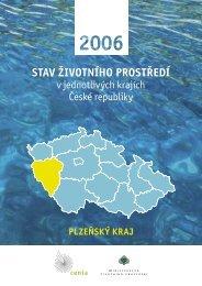 Plzeňský kraj (PDF, 674 kB) - CENIA, česká informační agentura ...