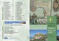 Congresso ANMCO Sicilia 2009