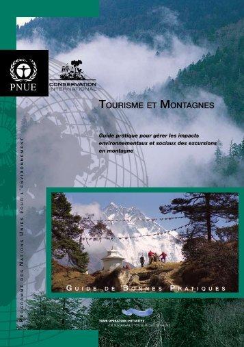 TOURISME ET MONTAGNES - Tour Operators Initiative
