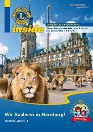 Februar 2013 - Lions Distrikt Sachsen (111-OS)