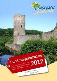 Buchungskatalog - Gemeinde Morbach