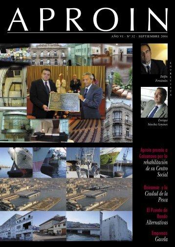 Revista 32 - Aproin
