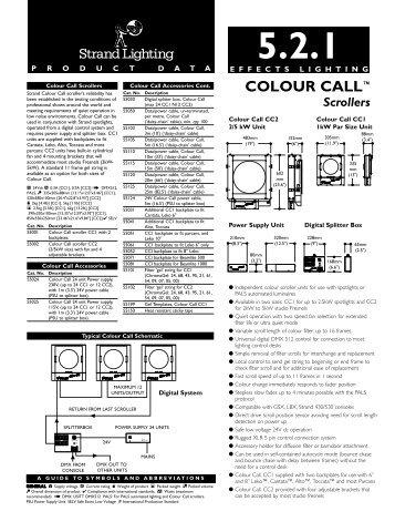 Strand 510i Manual
