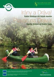 Irány a Dráva! Pravac na Dravu! - Duna-Dráva Nemzeti Park