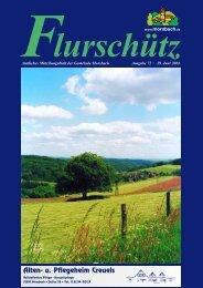 72. Ausgabe vom 19.06.2004 - Gemeinde Morsbach