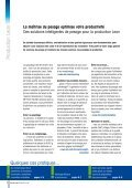 Production Lean - METTLER TOLEDO - Page 2
