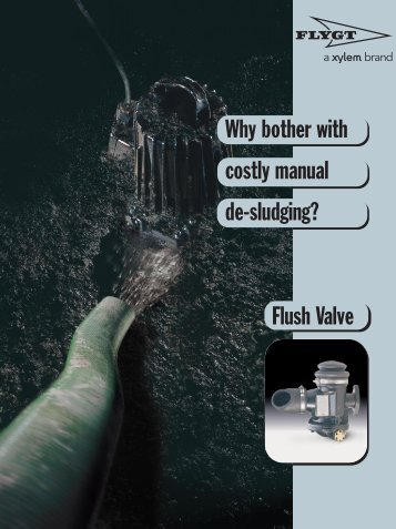 Flush Valve - Water Solutions