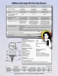 Surge Protection Device Brochure - Midnite Solar - Page 2