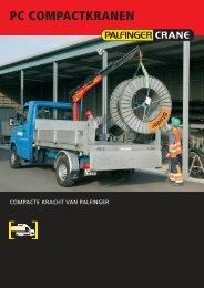 bijlage: Brochure PC 900 - Palfinger