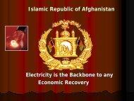 GoA Energy overview 12/05 - Afghan