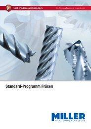 Standard-Programm Fräsen